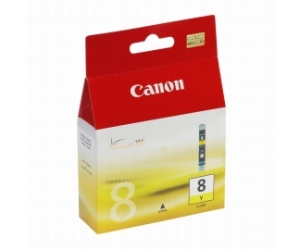 Ink Cartridge CLI-8Y Canon PIXMA iP4200/4300/5200/5300/6600D/6700D MP500 Yellow