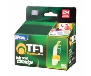 Ink Cartridge XL 18ml Epson T017 Stylus Color 680/685/777 Black