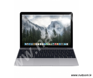 Apple MacBook MJY42ZE/A 12-RETINA/CORE M1.2/8GB/512GBSSD/INTELHD/OSXYOSEMITE/SPACE GREY