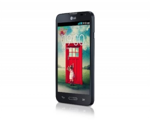 LG D320n Optimus L70 black/black