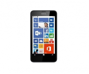 Nokia 630 Dual Sim Lumia Black Windows Phone