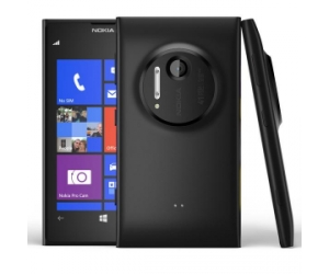 Nokia 1020 Lumia black Windows Phone