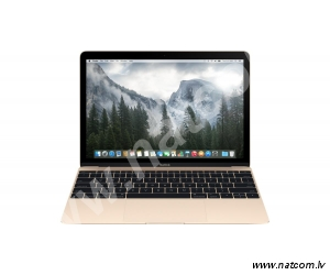 Apple MacBook MK4N2ZE/A 12-RETINA/CORE M1.2/8GB/512GBSSD/INTELHD/OSXYOSEMITE/GOLD