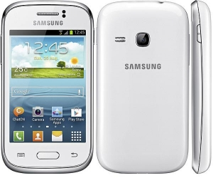 Samsung S6310N Galaxy Young White