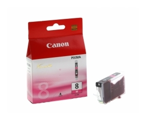 Ink Cartridge CLI-8M Canon PIXMA iP4200/4300/5200/5300/6600D/6700D MP500 Magenta